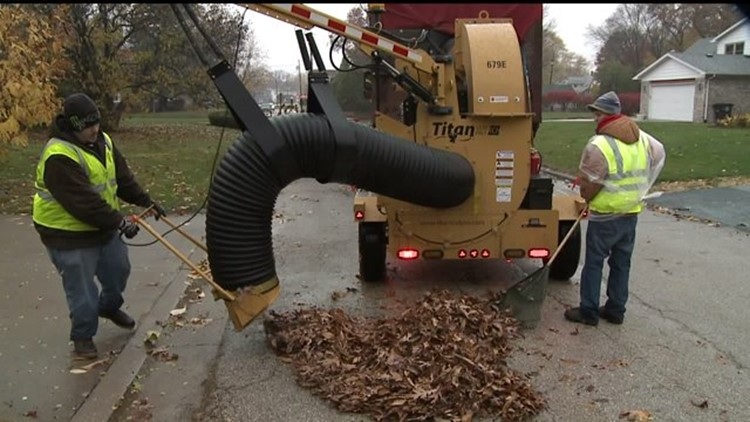 Here's when free leaf collection begins in your hometown