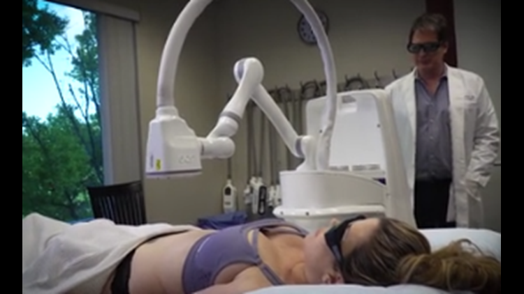YOUR HEALTH: Laser sculpting the fat away