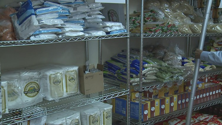 Islamic Center of Quad Cities opening permanent food pantry location