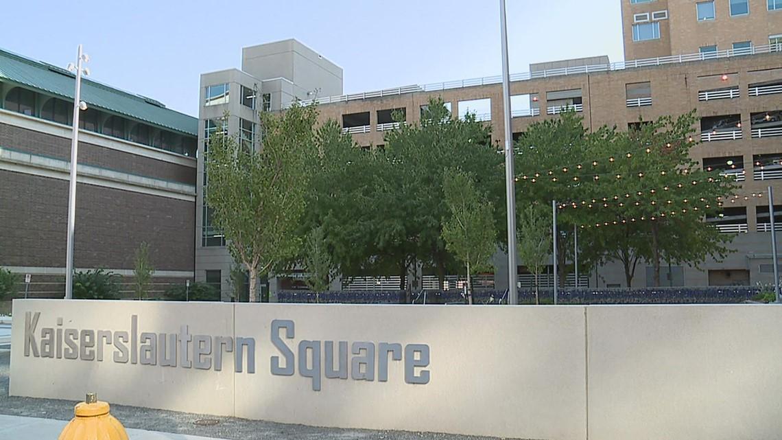 Kaiserslautern Square is open in Davenport
