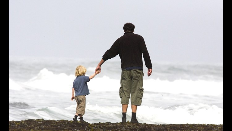 THIS WEEK: Trying to help fathers evolve
