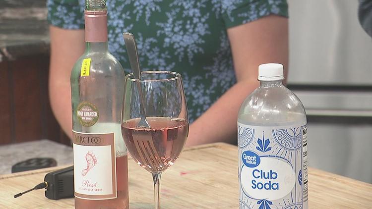 Ketz's Concoction: A Rosé Spritzer