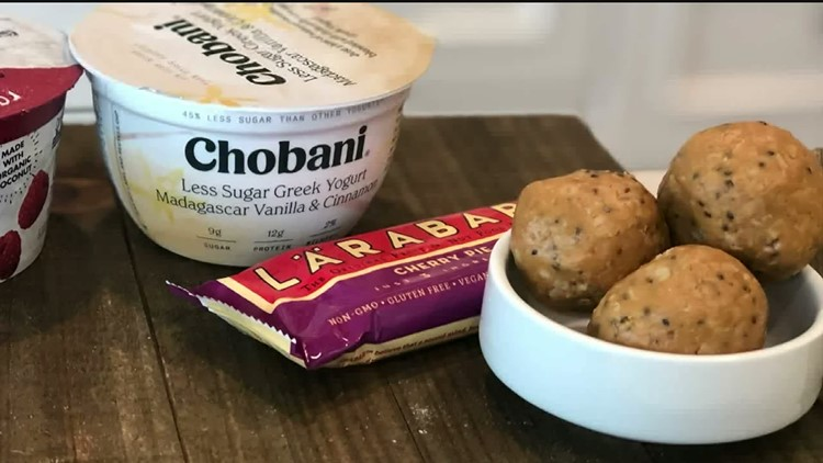 IN THE KITCHEN with Fareway: Snack Away... in a Healthy Way