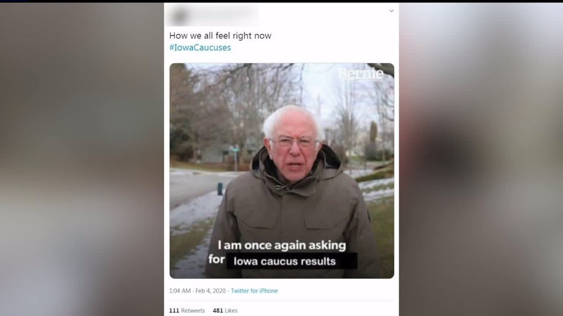 Twitter Memes Roast The Democratic Party Over Delayed Iowa Caucus Results Wqad Com The best memes from instagram, facebook, vine, and twitter about twitter. twitter memes roast the democratic party over delayed iowa caucus results