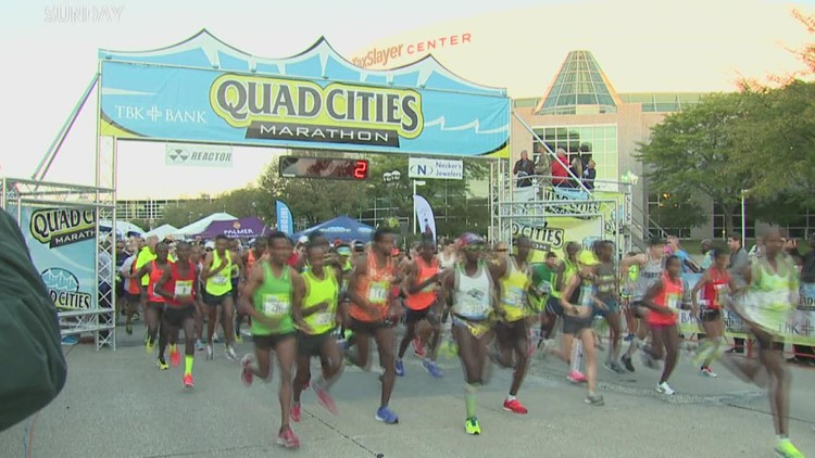 The Score Sunday - QC Marathon with Joe Moreno