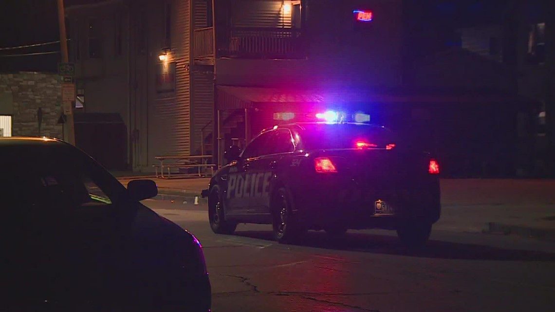 43 year old man arrested after shots fired call in Davenport
