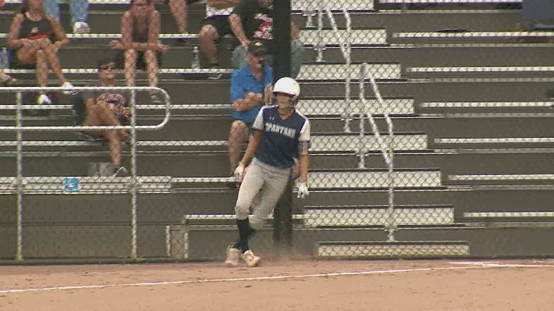Pleasant Valley knocks off Assumption in softball
