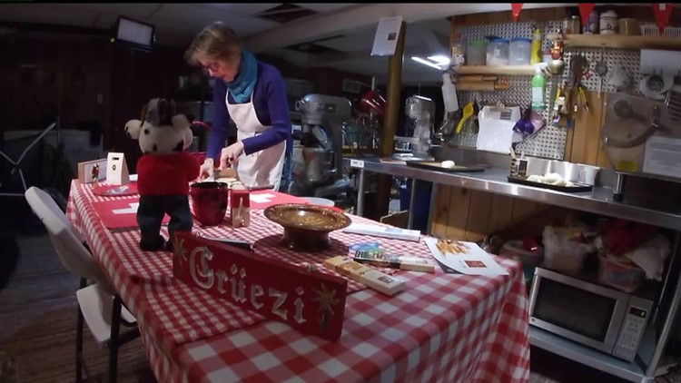 Swiss woman is baking up her own creations in the U.S. to take advantage of new opportunities