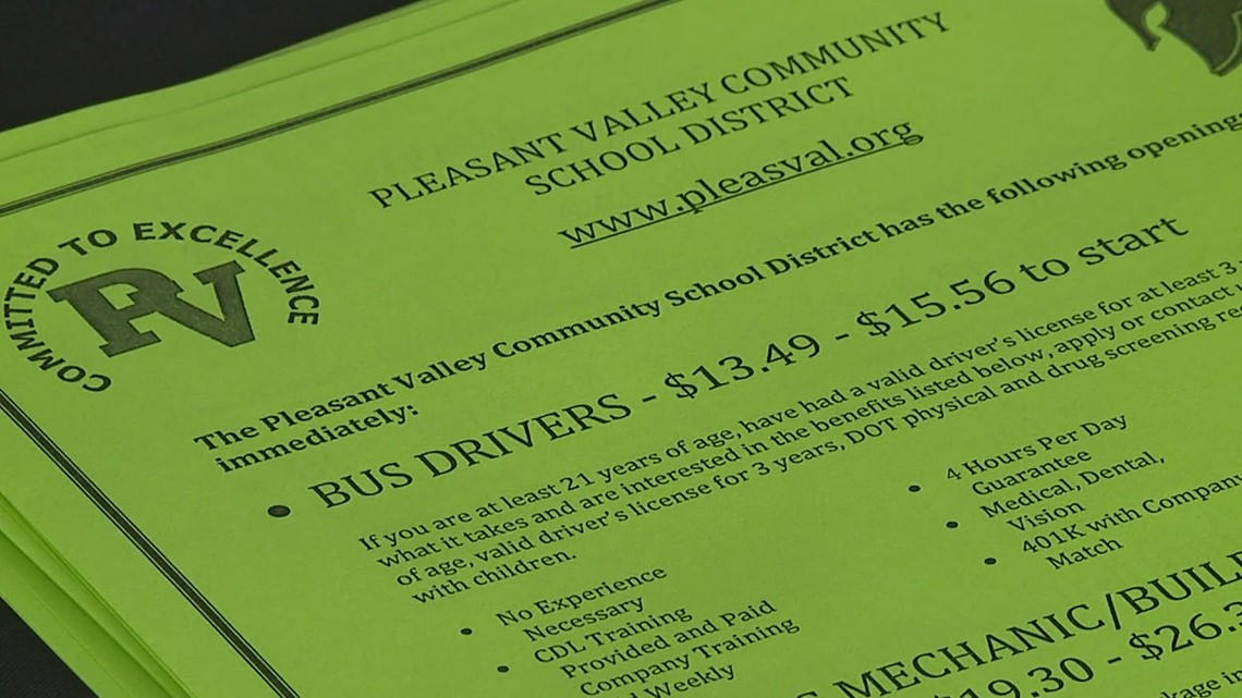 Dozens of businesses looking for workers at Bettendorf Business Network job fair