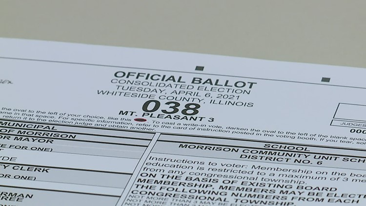 Rock Falls mayoral race is currently between one vote