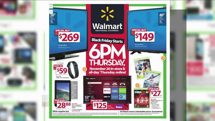 Walmart Black Friday Ad 2015 View All 32 Pages Wqad Com