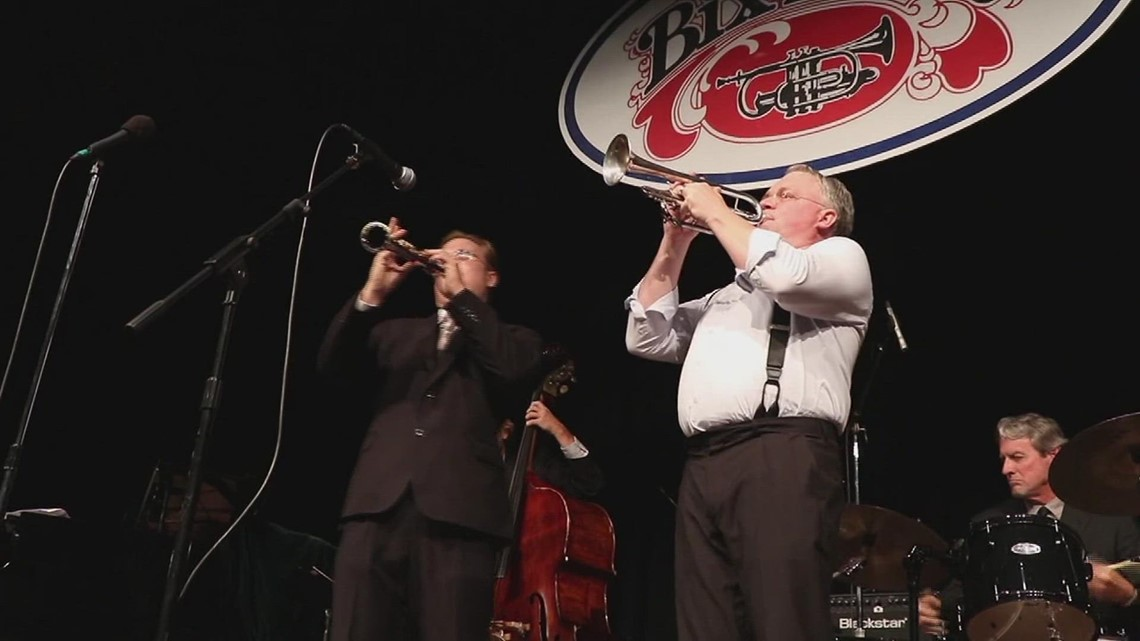 Bix Jazz Festival: All the ways you can join in for a taste of traditional jazz music