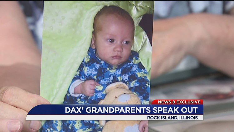 Baby Dax's family fears for safety after father's murder conviction is vacated