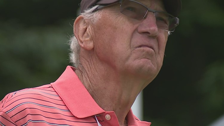 80 year old man has been to all 50 Quad Cities PGA tournaments