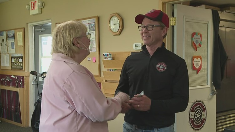 Davenport man makes time to help those who need a hand up