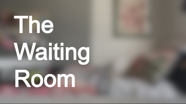 The Waiting Room: News 8 reporter vlogs 14 days of self-isolation