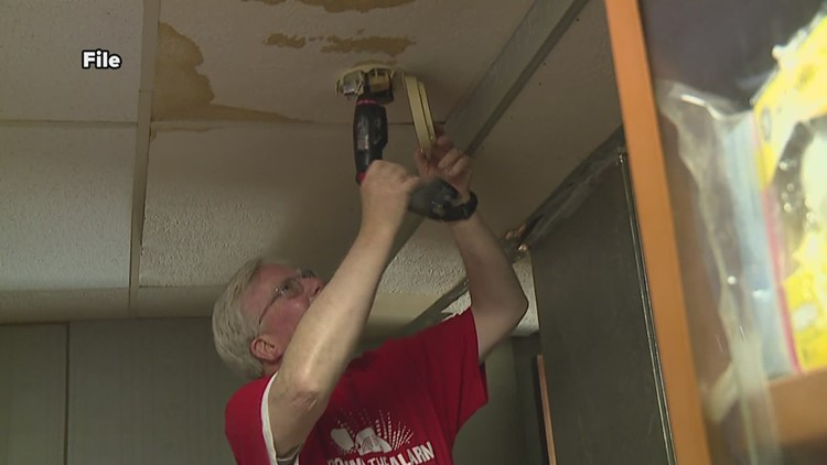 Free smoke alarms are available to Davenport residents - all you have to do is ask
