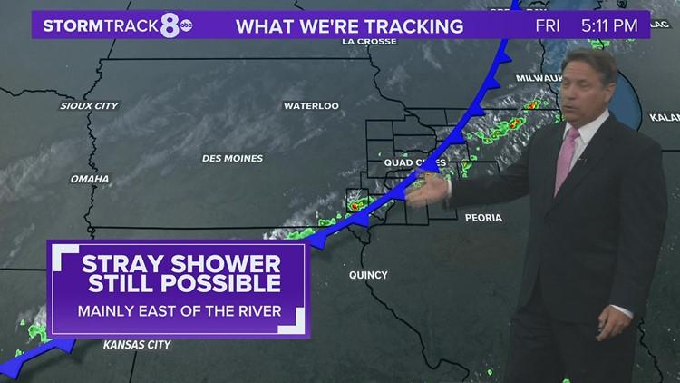 James's Forecast