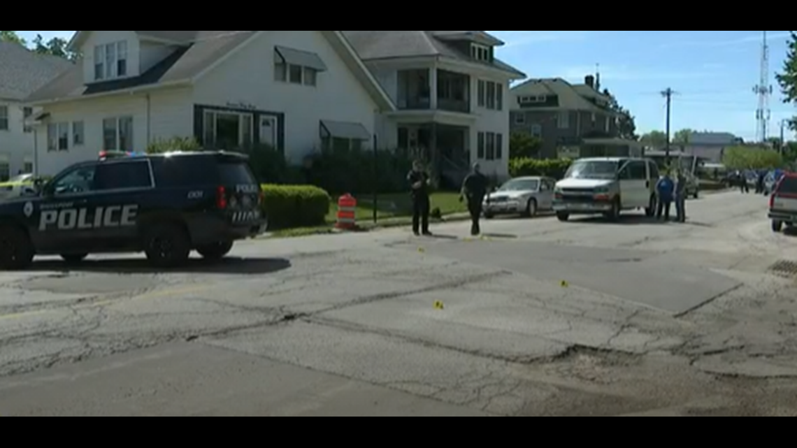 Davenport Police respond to shots fired incident Monday morning