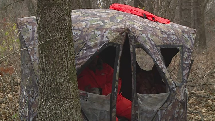 In Savanna, deer hunting began a week early, for a few hunters living with disabilities