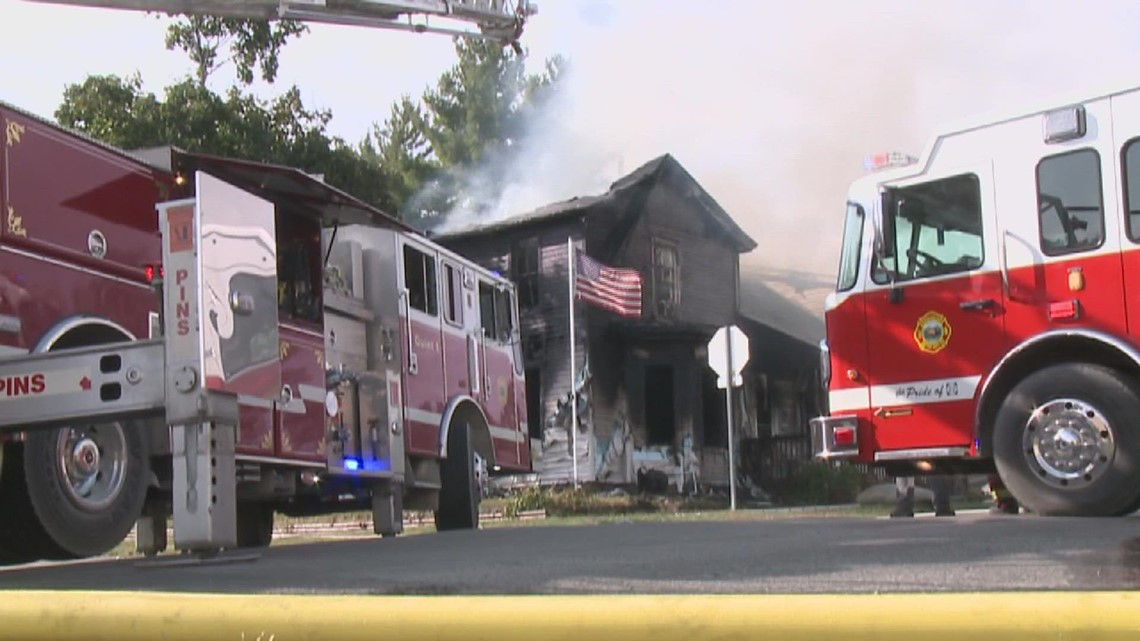 One dead, home destroyed in Buffalo fire