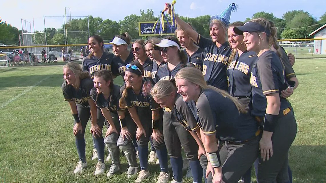 Sterling claims the Sectional Championship