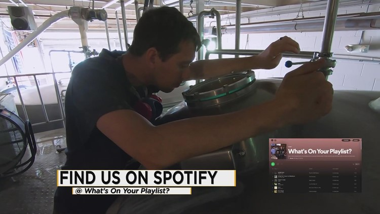 E84 - Brewed - What's On Your Playlist - Part 1