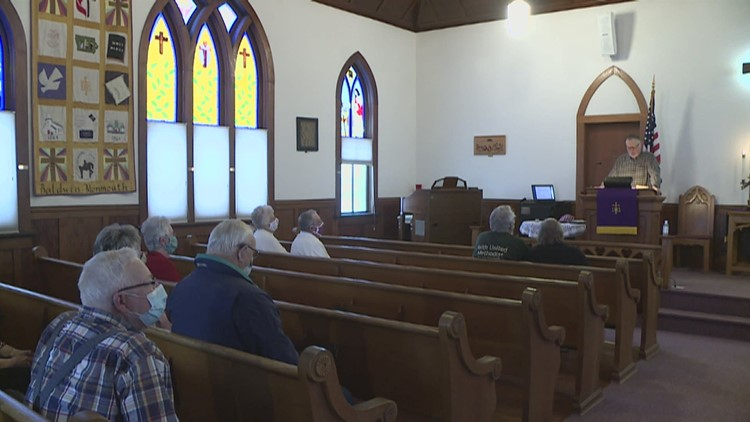 Small-town Iowa pastors keep serving even after retirement