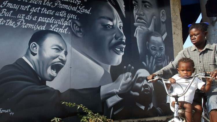 Martin Luther King Day: How to celebrate in a pandemic and after a summer of civil unrest