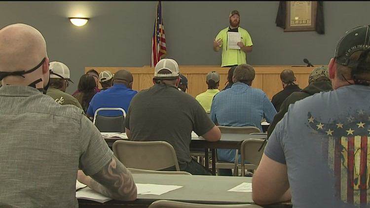 Skilled to Work: Millwright Local 2158 hosts open orientation