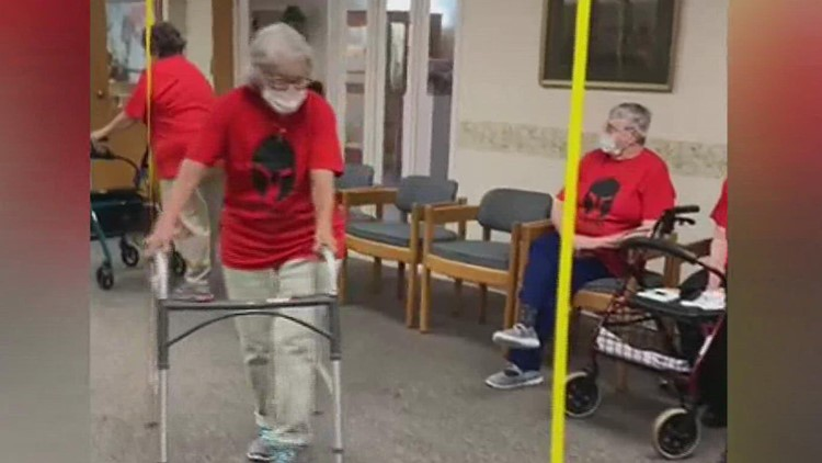 Greenfield retirees go head-to-head in Senior Spartan event