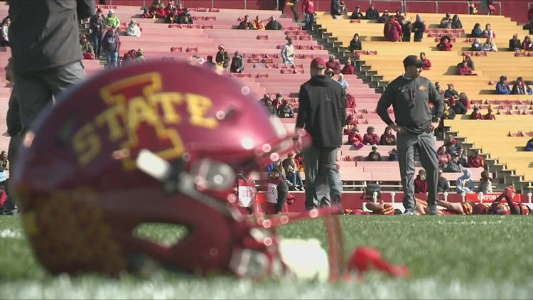 Iowa vs. Iowa State: Looking at the Big Ten vs. the Big 12 when it comes to conference realignment