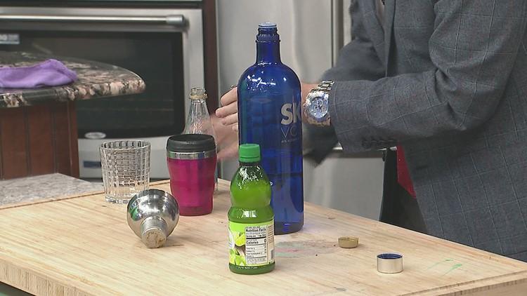 KETZ'S CONCOCTION: Vodka Gimlet
