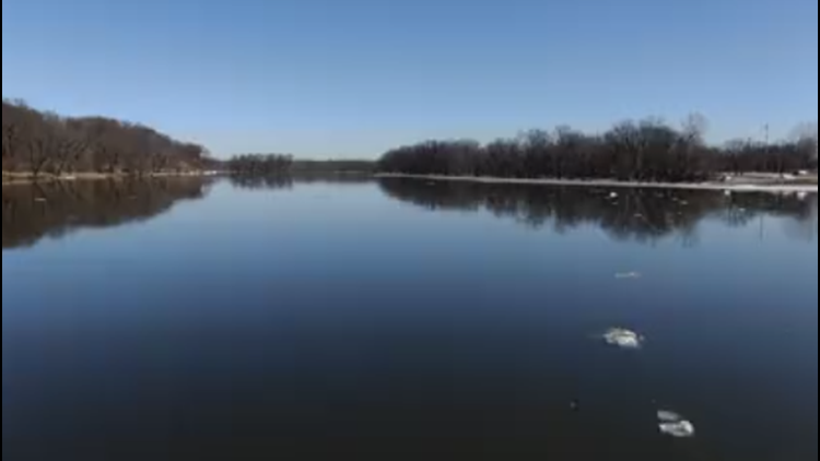 THIS WEEK: A Spring with no flooding