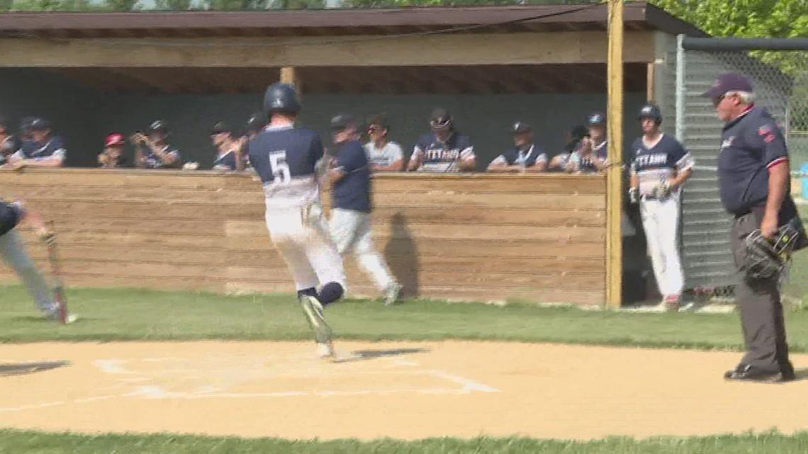 Annawan-Wethersfield Baseball rolls past Illini Bluffs