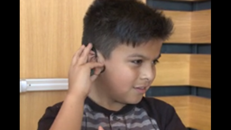 YOUR HEALTH: A new type of hearing device