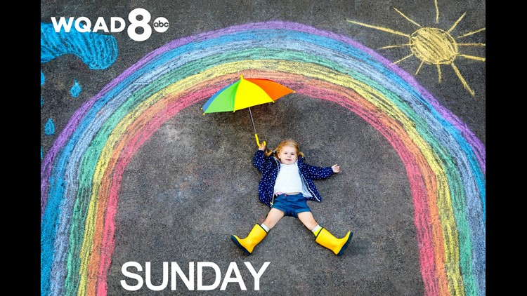 View Sunday's Weather Kid