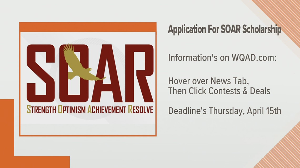 Soar Scholarship 2021 is now accepting applications