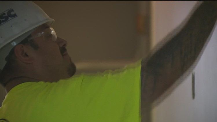 Skilled to Work: Union painter says 'I treat every job like it's mine'