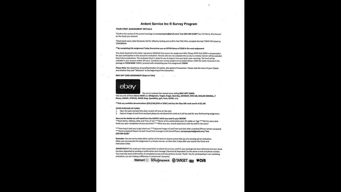 Burlington Police Warn Of Ebay Scam Wqad Com