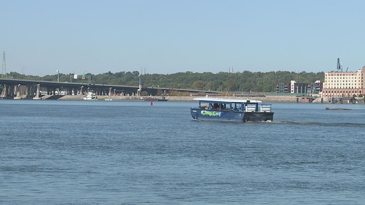 Channel Cat Water Taxi closes for the season