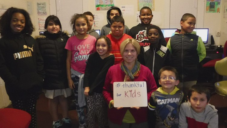 Pay It Forward: Davenport woman honored for program teaching youth life skills