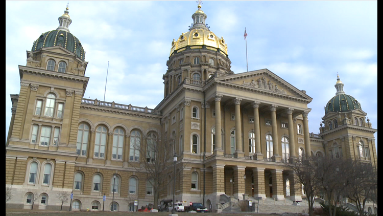 THIS WEEK: Iowa is getting ready to draw some lines