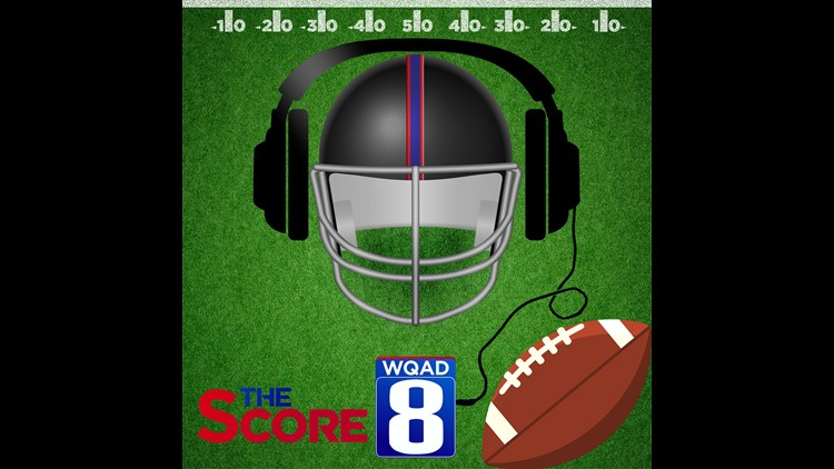 The Score Podcast – Instant Reax Week 7