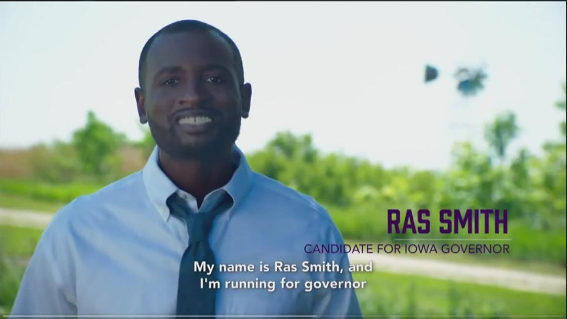 State Rep. Ras Smith announces campaign for governor