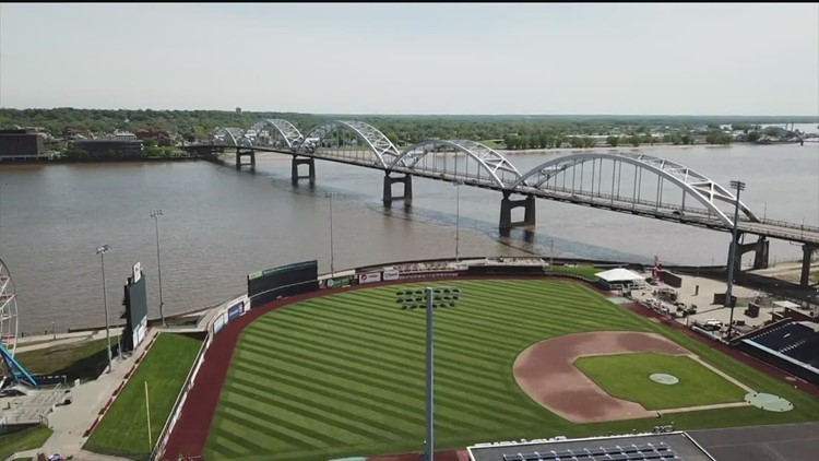 New improvements coming to Modern Woodmen Park