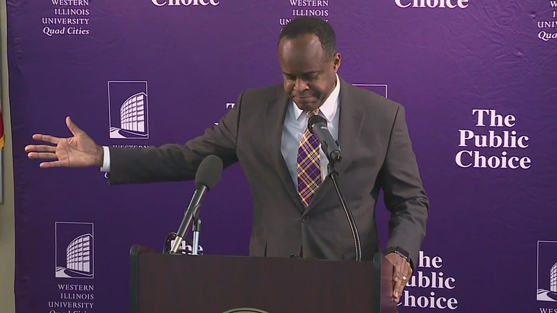 WIU agrees to pay former president $900,000 settlement