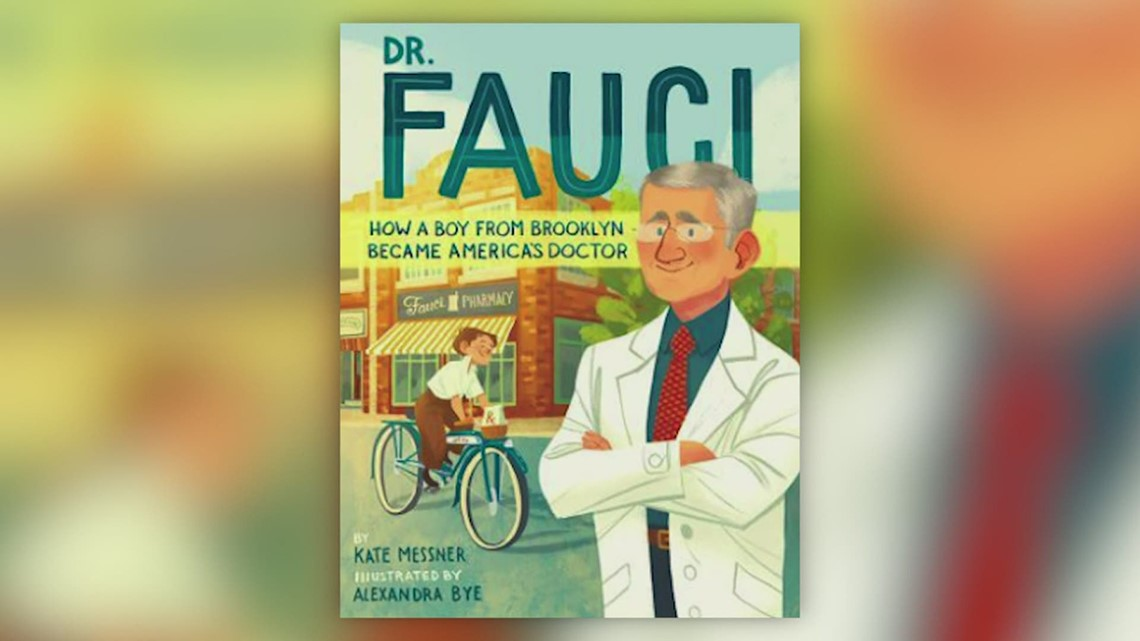 Children's book on Dr. Anthony Fauci set for June