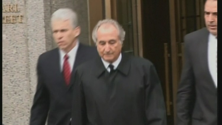 Ponzi schemer Bernie Madoff dies in federal prison at 82