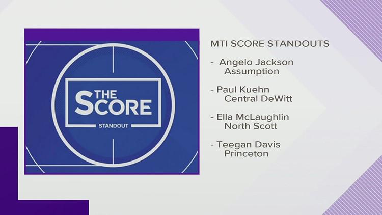 Vote for MTI Score Standout